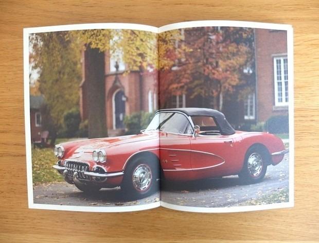 Журнал Men's File выпустил книгу Transportation. Изображение № 3.
