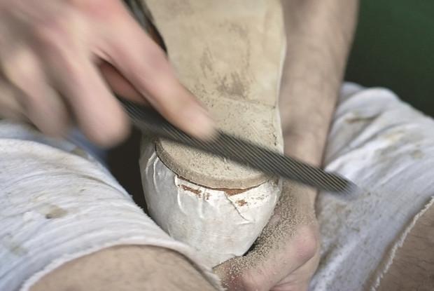 Обувь своими руками: Как сделать ботинки мечты в домашних условиях. Изображение № 32.