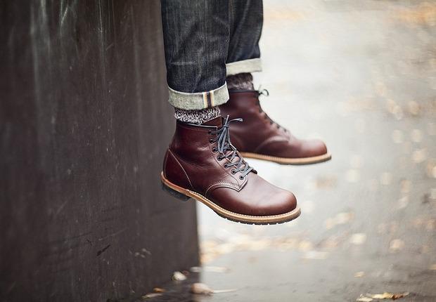 Магазин Brandshop опубликовал лукбук обувной марки Red Wing. Изображение № 1.