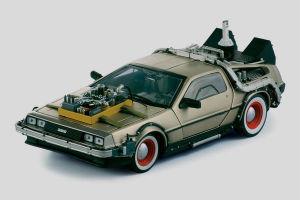 Сценарист фильма «Назад в будущее» восстановил знаменитую «машину времени» DeLorean. Изображение № 1.