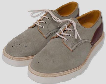Марки Cash Ca и Trickers выпустили совместную коллекцию обуви. Изображение № 1.