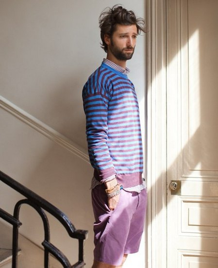 Mr. Porter и французская марка AMI представили совместную коллекцию одежды. Изображение № 3.