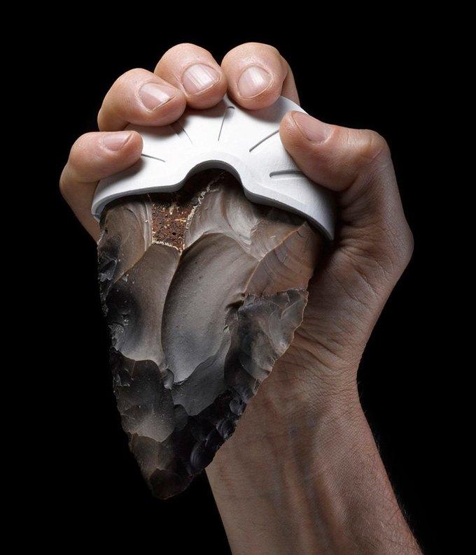 Man Made: Орудия доисторической эпохи, реконструированные на 3D-принтере. Изображение № 1.