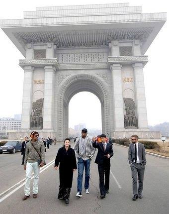 Деннис Родман поделился фотографиями из КНДР. Изображение № 18.