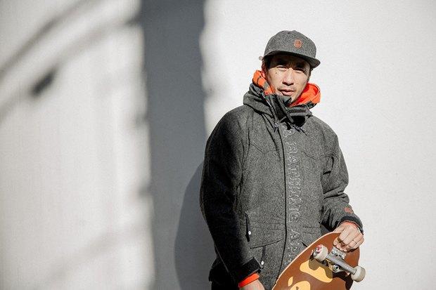 Марка Bape и скейтбордист Ёсифуми Эгава выпустили совместную коллекцию одежды. Изображение № 2.