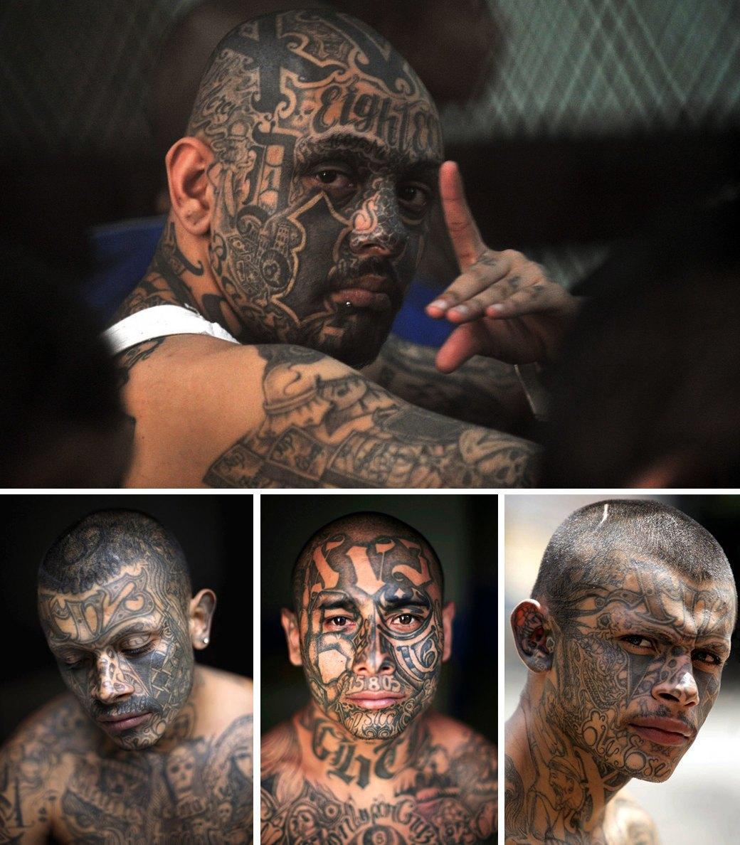 Гид по культуре американских тюремных тату. Изображение № 13.