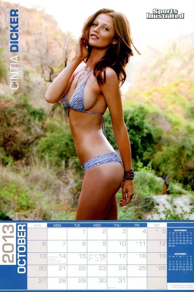 Sports Illustrated Swimsuit выпустил календарь на будущий год. Изображение № 12.