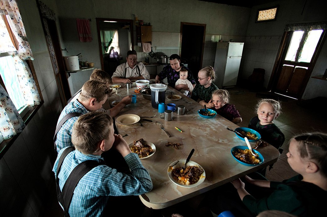 Фотопроект: Как живёт коммуна религиозных фундаменталистов. Изображение № 10.