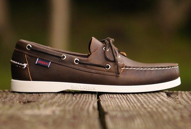 Дизайнер Ронни Фиг и марка Sebago представили совместную модель обуви. Изображение № 2.