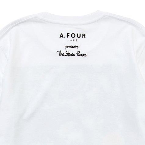 Марка A.Four выпустила коллекцию одежду, посвященную группе The Stone Roses. Изображение № 9.