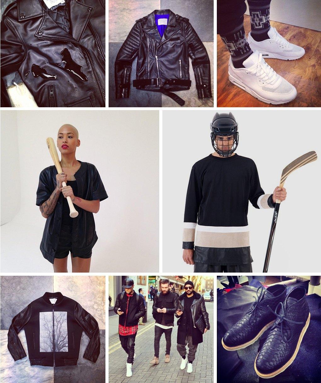 20 молодых марок одежды в Instagram. Часть первая. Изображение № 5.