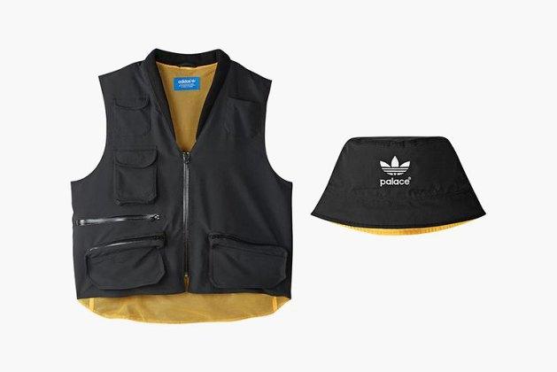 Марки Palace и Adidas Originals представили совместную коллекцию . Изображение № 6.