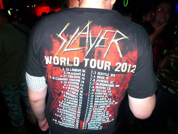 Снова тур этого года, но другая футболка. Изображение № 13.
