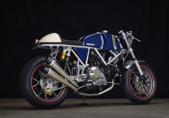 Топ-гир: 10 лучших кастомных мотоциклов 2011 года. Изображение № 19.