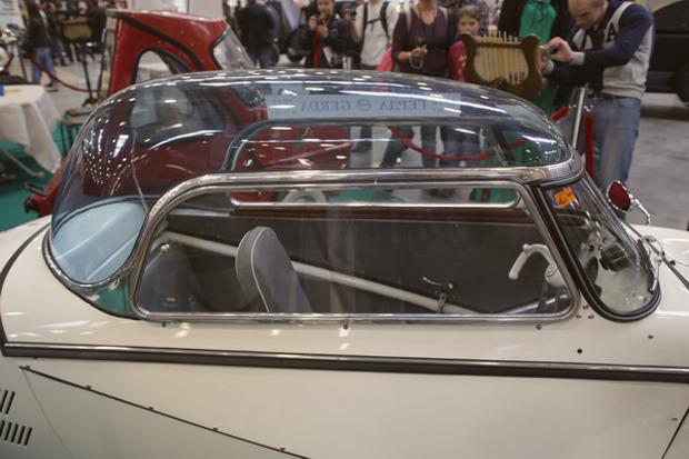 Машина времени: 8 лучших ретроавтомобилей с выставки «Олдтаймер». Изображение № 17.