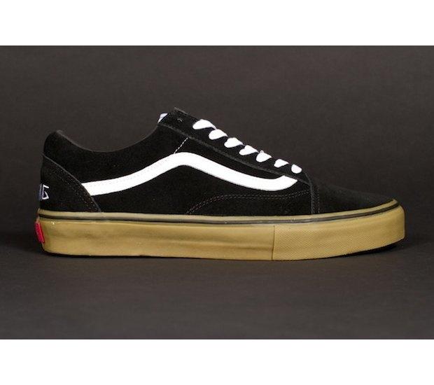 Марка Vans и хип-хоп-группировка Odd Future выпустили совместную коллекцию обуви. Изображение № 2.