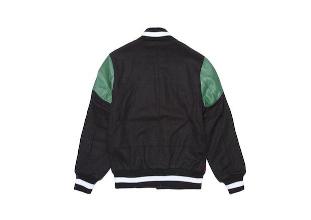 Марки Golden Bear и Black Scale представили совместную коллекцию университетских курток. Изображение № 7.