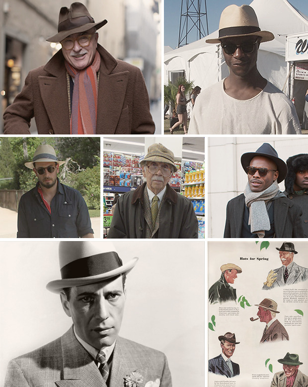 Как правильно носить шляпы?. Изображение № 2.