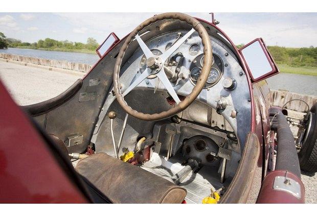 Самую дорогую в истории Alfa Romeo продали на аукционе. Изображение № 3.