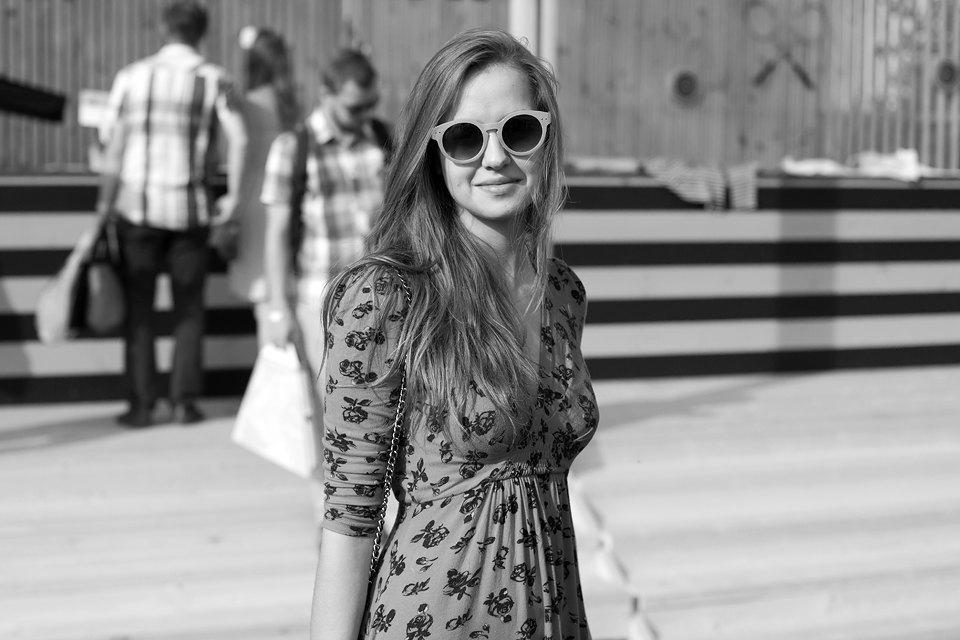 Красивые девушки на Пикнике «Афиши». Изображение № 6.