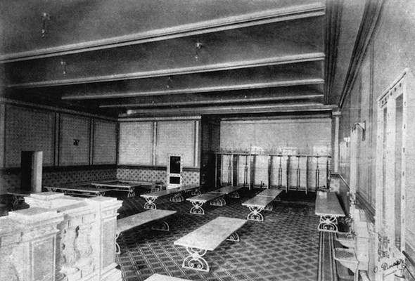Сандуновские бани, 1895-1896 год. Изображение № 6.