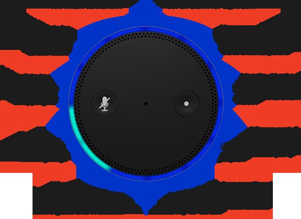 Компания Amazon выпустила «умную» аудиоколонку Echo. Изображение № 1.