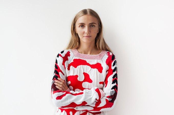 Ценные металлы: Дизайнер одежды Ксения Шнайдер. Изображение № 1.