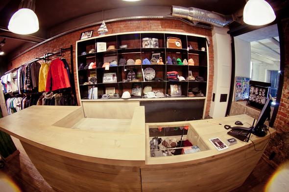 Новое пространство магазина Konkrete Store. Изображение № 8.