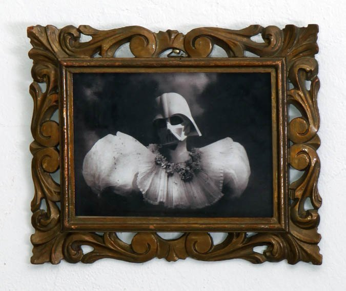 Foto Marvellini: Винтажный фотоальбом супергероев. Изображение № 25.