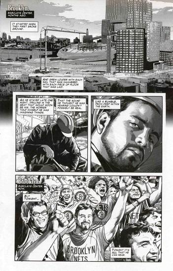 Marvel представили первого в истории супергероя-баскетболиста. Изображение № 2.