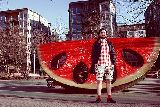 Шведский ритейлер С-store выпустил лукбук весенней коллекции дизайнера Марка МакНейри. Изображение № 6.