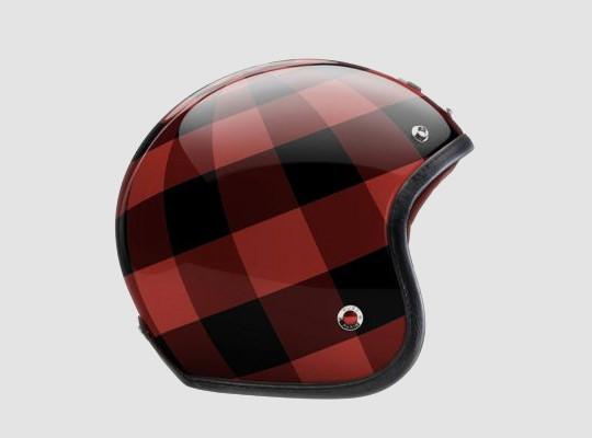 Новые модели мотоциклетных шлемов марки Les Ateliers Ruby. Изображение № 1.