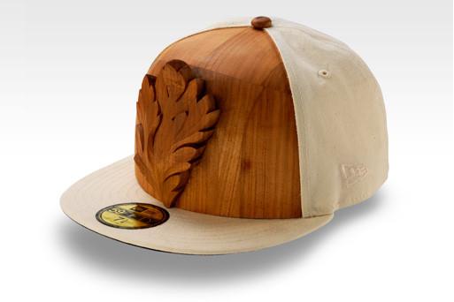 Новые кепки New Era, переделанные молодыми дизайнерами. Изображение № 7.