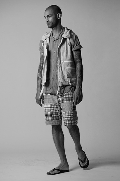 Марка Engineered Garments представила новую коллекцию на весну будущего года. Изображение № 9.