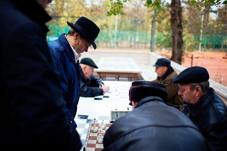 Олд бой: Как старики уделали меня в шахматном сражении. Изображение № 4.