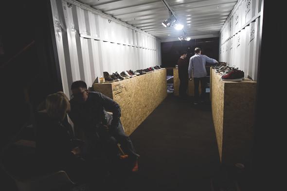 Репортаж с выставки Bread & Butter: Стенды Red Wing, Edwin, Hersсhel и другие. Изображение № 62.