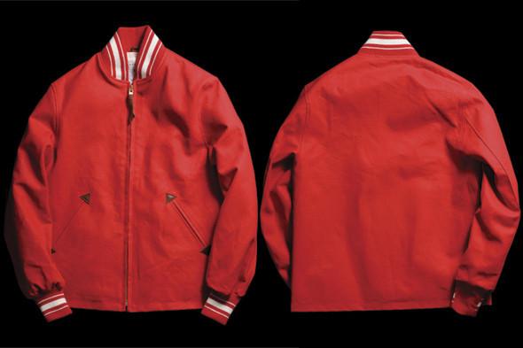 Изображение 1. Университетская куртка от Golden Bear.. Изображение № 1.