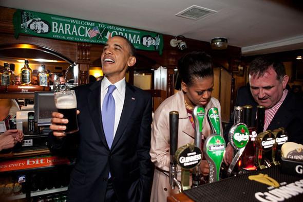 Наглядный пример: Барак Обама. Изображение № 44.