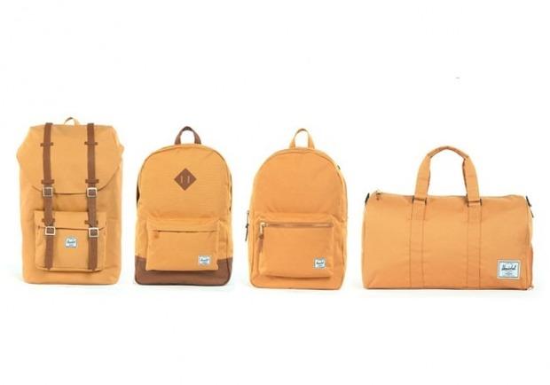 Канадская марка Herschel выпустила новую коллекцию рюкзаков линейки Holiday. Изображение №4.
