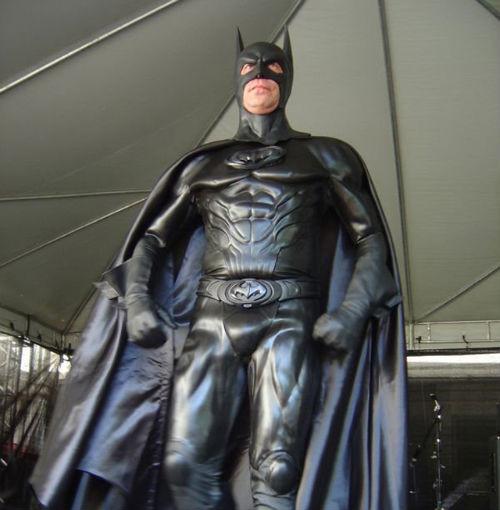 Бразильская полиция наняла на службу Бэтмена. Изображение № 1.