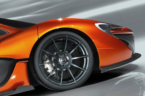 McLaren выпускает новый суперкар P1. Изображение № 6.