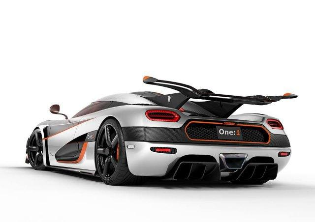 Компания Koenigsegg показала первые изображения самого быстрого в мире автомобиля. Изображение № 3.