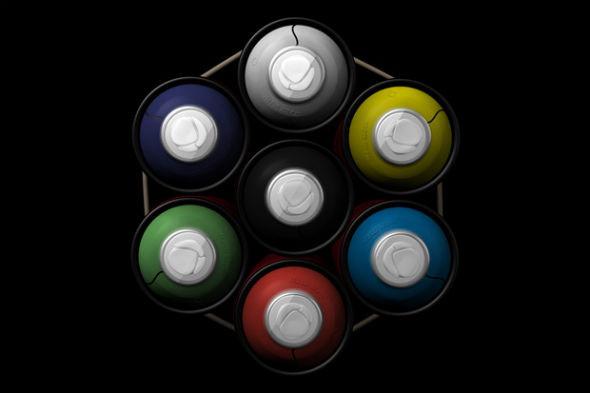 Компания Montana Colors выпустила баллоны для граффити в форме динамита. Изображение № 1.