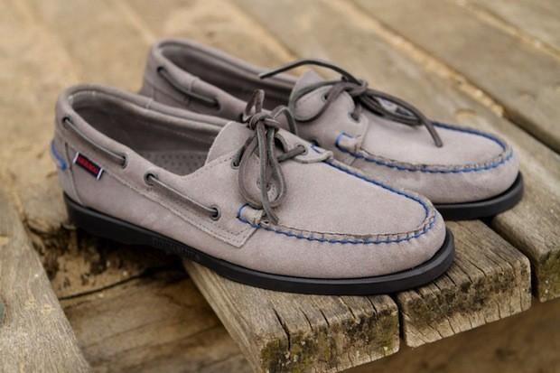 Sebago представили линейку весенней обуви. Изображение № 11.