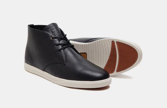 Американская марка Clae выпустила весеннюю коллекцию ботинок Strayhorn. Изображение № 3.