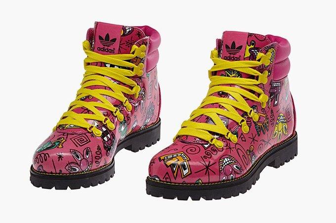 Джереми Скотт разработал новую коллекцию для Adidas Originals . Изображение № 18.