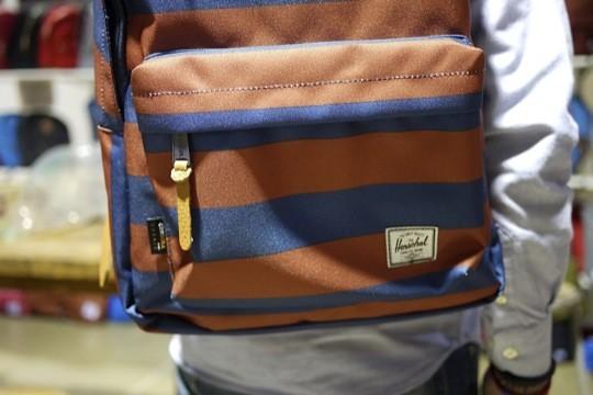 Превью осенней коллекции рюкзаков марки Herschel. Изображение № 2.