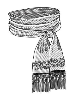 Славянский херитейдж: 13 предметов одежды, на возвращение которых мы уповаем. Изображение № 6.