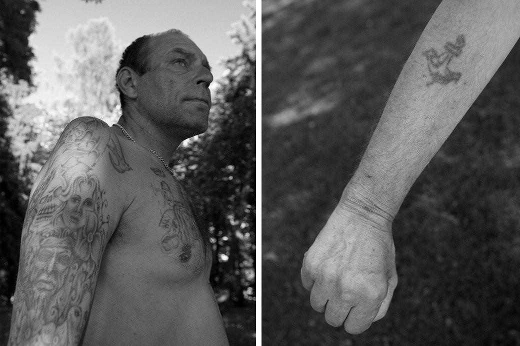 Польская тюремная тату: Краткий путеводитель по уникальному стилю. Изображение № 4.