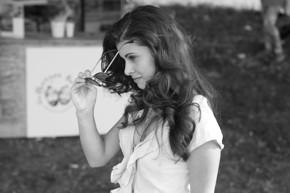 Красивые девушки на Пикнике «Афиши». Изображение № 3.